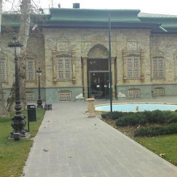 مجموعه فرهنگی تاریخی سعدآباد مجهز به سري دزدگير پارادوكس
