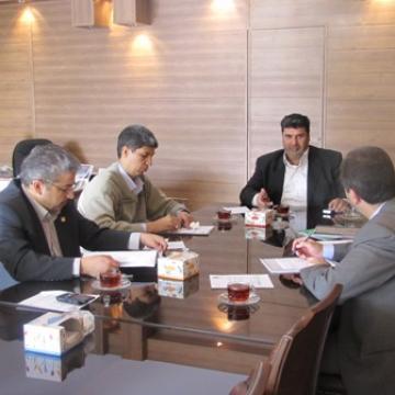 استفاده از دوربین های تحت شبکه ژئوویژن در اداره گمرک شهر مشهد
