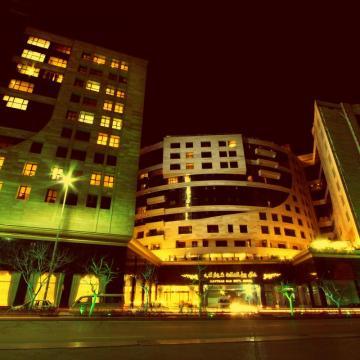 استفاده از دوربین های تحت شبکه ژئوویژن در هتل کوثر ناب