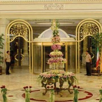 هتل بین المللی قصر طلایی مشهد مجهز به دوربين تحت شبكه ژئوويژن