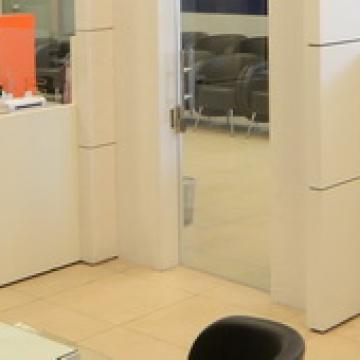سیستم های نظارت تصویری ژئوويژن و دزدگیر پارادوکس در شرکت خدمات ارزی و صرافی خاورمیانه
